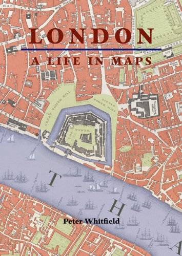 9780712349192: London: A Life in Maps