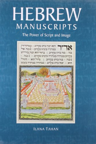 9780712349215: Hebrew Manuscripts: The Power of Script and Image