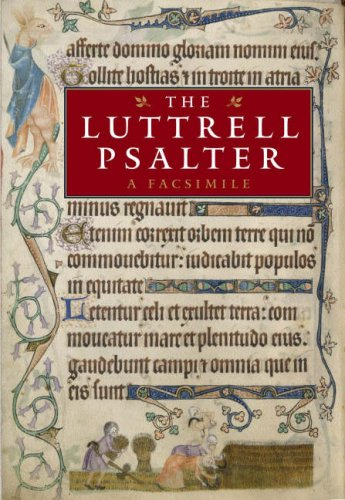 9780712349345: The Luttrell Psalter: A Facsimile
