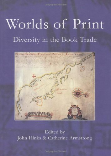 9780712349376: Worlds of Print : Diversity in the Book Trade