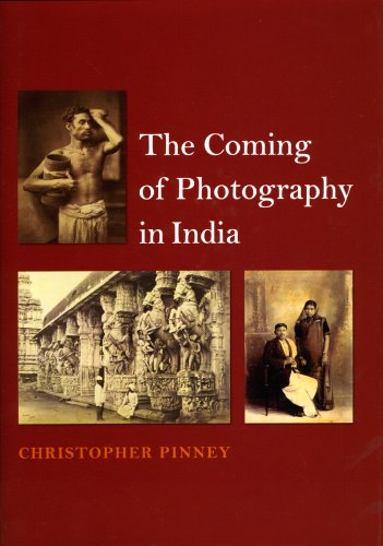 9780712349727: The Coming of Photography in India