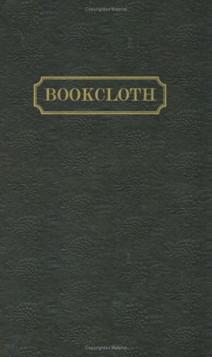 9780712350075: Bookcloth In England And America 1823-1850