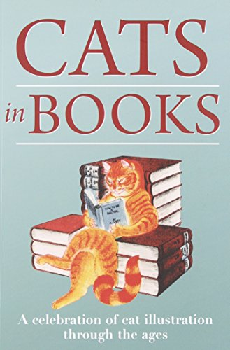 9780712350235: Cats in Books: A Celebration of Cat Illustration Through the Ages