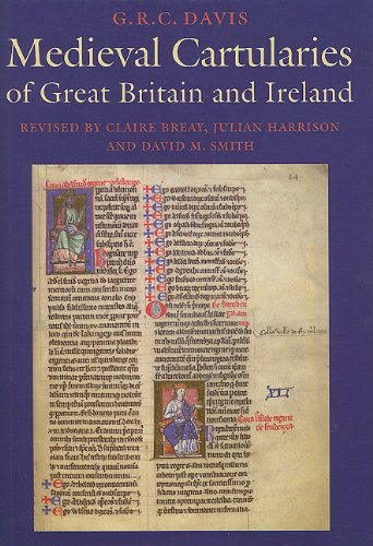 Medieval Cartularies of Great Britain and Ireland: Davis, G. R.