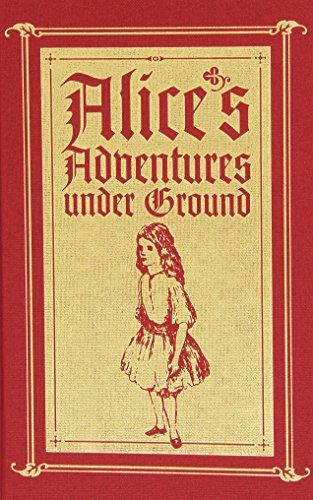 9780712350426: Alice's Adventures Under Ground: A Facsimile