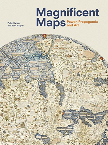 9780712350921: Magnificent Maps