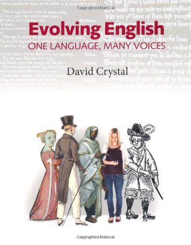 9780712350983: Evolving English: One Language, Many Voices