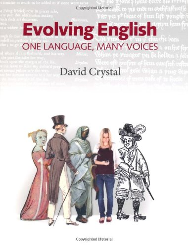 9780712350990: Evolving English: One Language, Many Voices