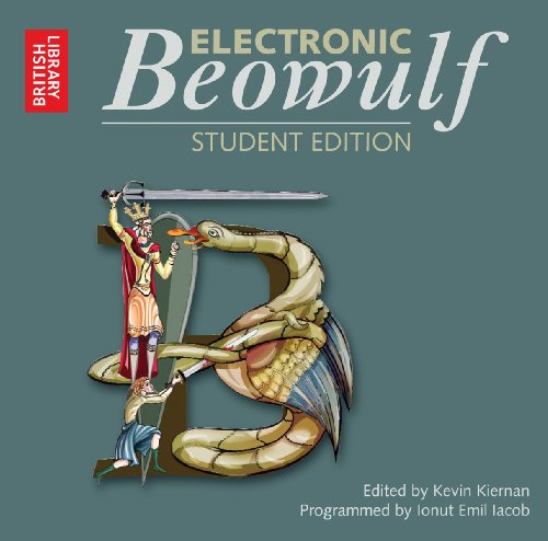 9780712351010: Electronic Beowulf: Third Edition