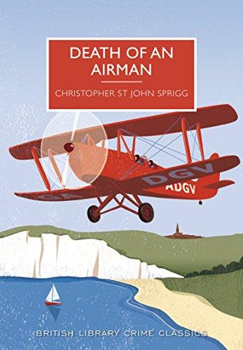 9780712356152: Death of an Airman (British Library Crime Classics)