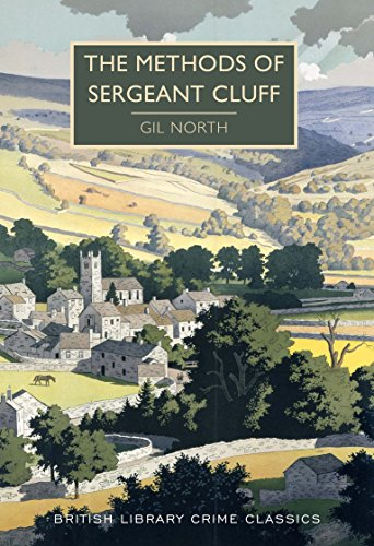 9780712356473: The Methods of Sergeant Cluff (British Library Crime Classics)