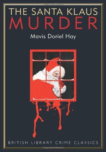9780712357128: Santa Klaus Murder (British Library Crime Classics)