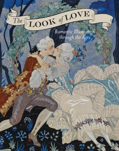 9780712357197: The Look of Love: Romantic Illustration through the Ages
