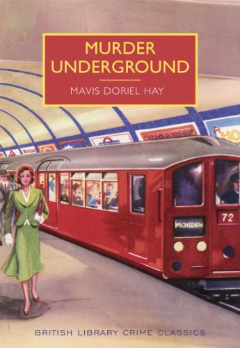 9780712357258: Murder Underground (British Library Crime Classics)