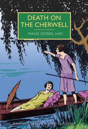 Death on the Cherwell. British Library Crime Classics