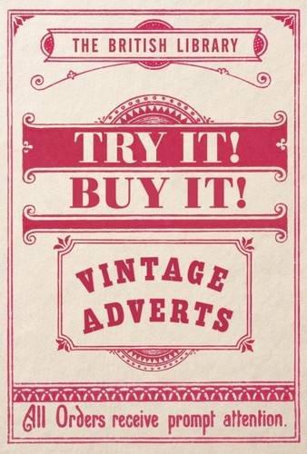 9780712357586: Try It! Buy It!: Vintage Adverts