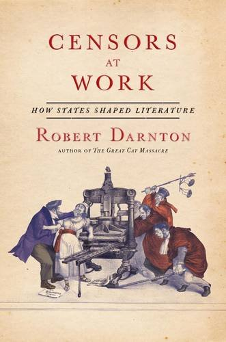 9780712357616: Censors at Work: How States Shaped Literature