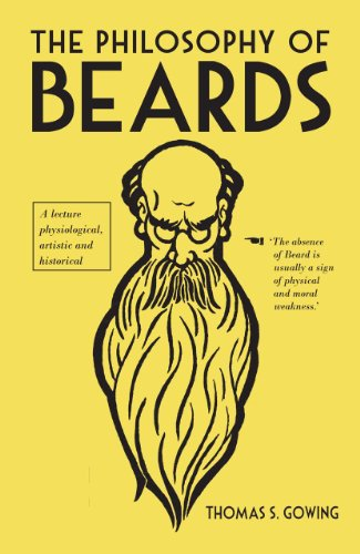 9780712357661: The Philosophy of Beards