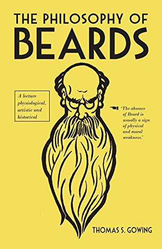 9780712357661: The Philosophy of Beards