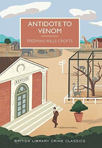 9780712357791: Antidote to Venom (British Library Crime Classics)