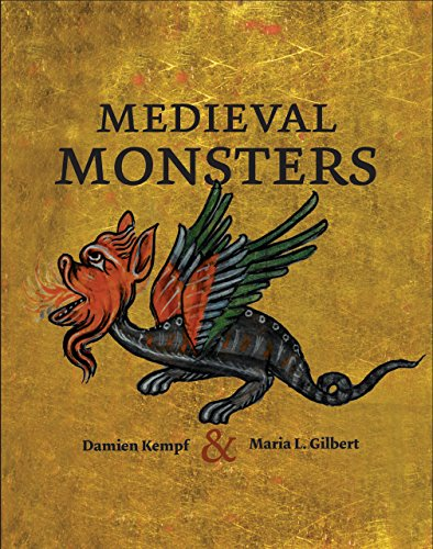 9780712357906: Medieval Monsters