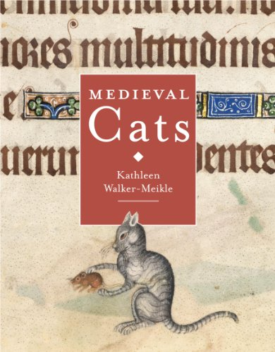 9780712358187: Medieval Cats