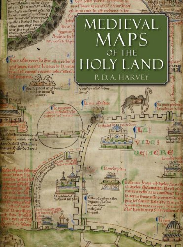 9780712358248: Medieval Maps of the Holy Land