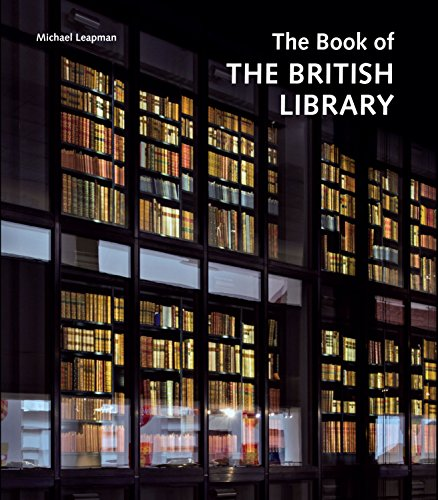 9780712358378: The Book of the British Library