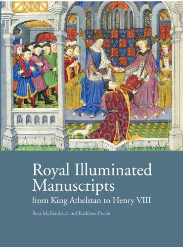 9780712358552: Royal Illuminated Manuscripts: Ffrom King Athelstan to Henry VIII