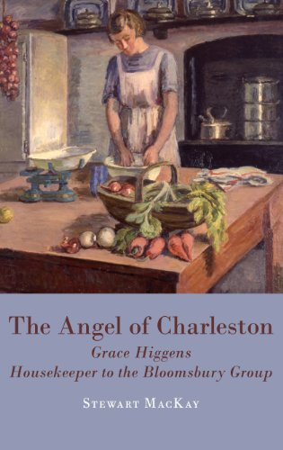 9780712358675: The Angel of Charleston: Grace Higgens, Housekeeper to the Bloomsbury Group