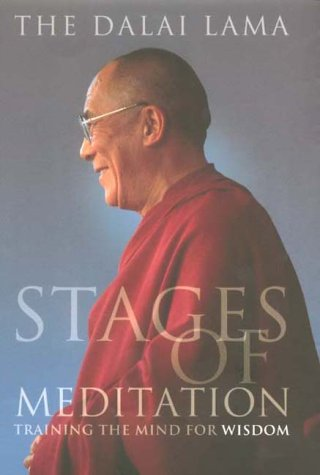 9780712600293: Stages of Meditation: Training the Mind for Wisdom