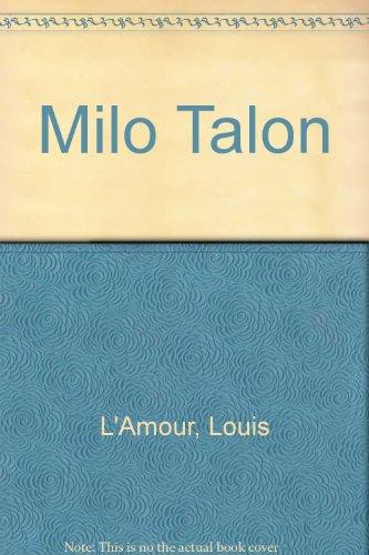9780712601214: Milo Talon