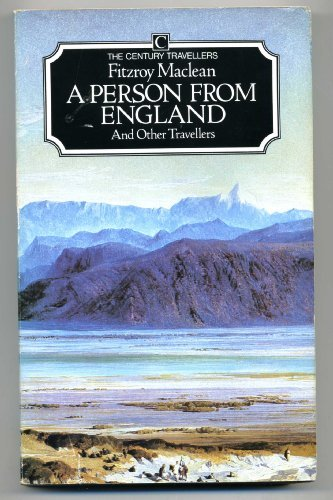 9780712603379: A Person from England and Other Travellers (Century Travellers Series)