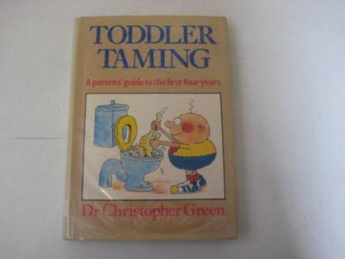 9780712603935: Toddler Taming
