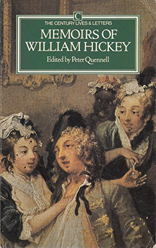 Memoirs of William Hickey: Quennell, Peter