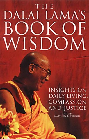 9780712604574: The Dalai Lama's Book of Wisdom