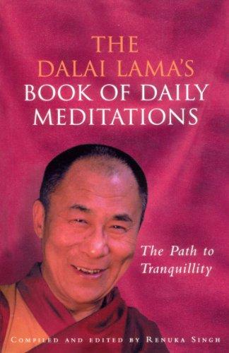 9780712604642: The Dalai Lama's Book Of Daily Meditations
