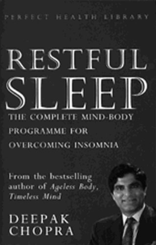 9780712605670: Restful Sleep: The Complete Mind/Body Programme for Overcoming Insomnia