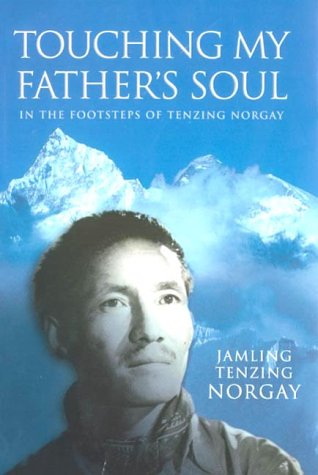 9780712605816: TOUCHING MY FATHER'S SOUL: IN THE FOOTSTEPS OF TENZING NORGAY