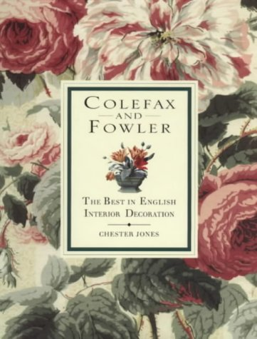 9780712608923: Colefax & Fowler - The Best In English Interior Decoration