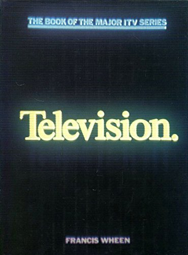 Television (0712609296) by Francis Wheen