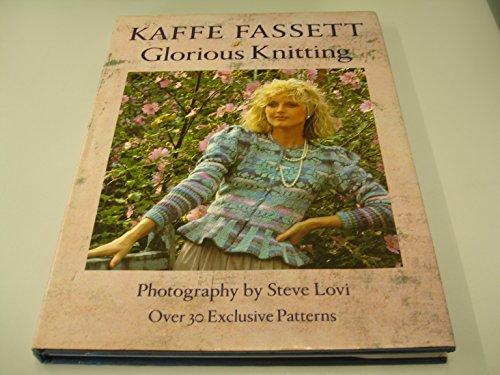 Kaffe Fassett Signed