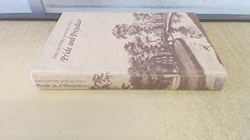 9780712610117: Pride and Prejudice: The Century Jane Austen I