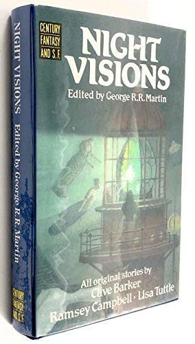 Night Visions (9780712611558) by Ramsey Campbell; Lisa Tuttle; Clive Barker; George R. R. Martin