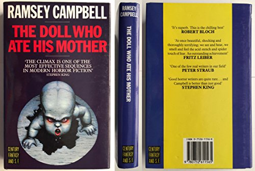 9780712611565: The Doll Who Ate His Mother