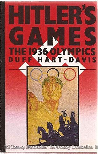 9780712612029: Hitler's Games: The 1936 Olympics
