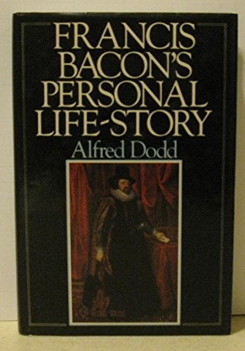 9780712612609: Francis Bacon's Personal Life-story