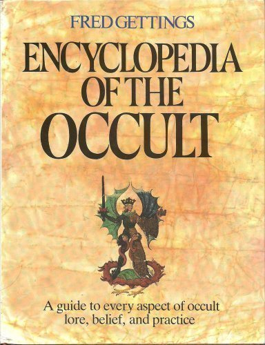 9780712612623: Encyclopaedia of the Occult