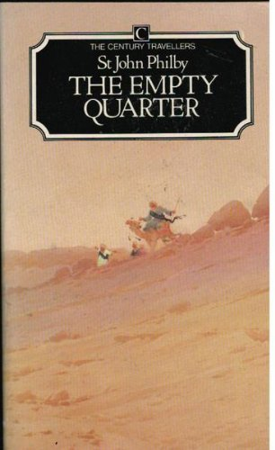 9780712612821: The Empty Quarter: Being a Description of the Great South Desert of Arabia Known as Rub' al Khali