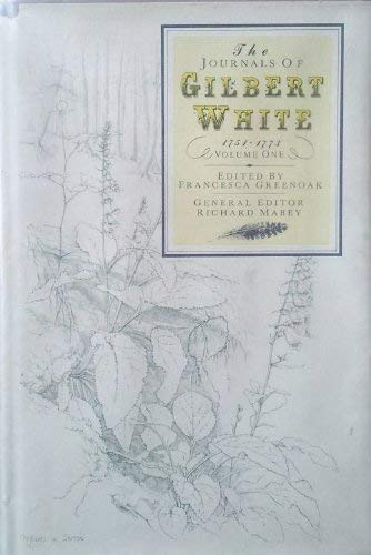 The Journals of Gilbert White. 3 Volume Set.